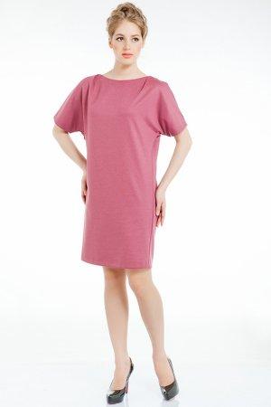Платье LEVALL. Цвет: брусничный