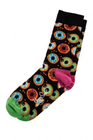 Носки HAPPY SOCKS. Цвет: горошек