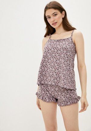 Пижама Dansanti. Цвет: фиолетовый