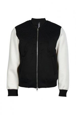 Куртка Neil Barrett. Цвет: черный