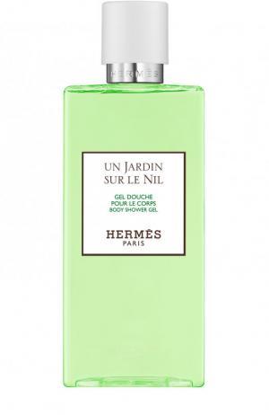 Гель для душа Un Jardin sur le Nil Hermès. Цвет: бесцветный
