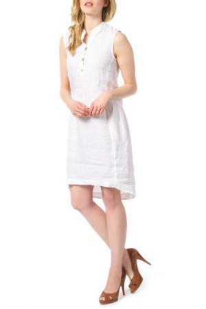 Dress ECCENTRICA. Цвет: белый