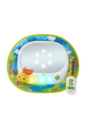 Зеркало контроля за ребёнком MUNCHKIN. Цвет: зеленый