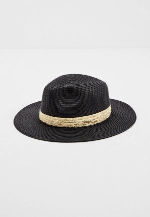 Шляпа Twinset Milano. Цвет: черный