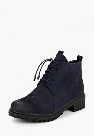 Ботинки Avenir. Цвет: синий