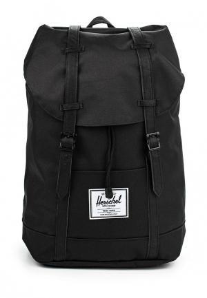 Рюкзак Herschel Supply Co. Цвет: черный