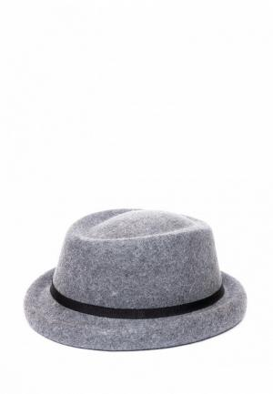 Шляпа EleGant. Цвет: серый