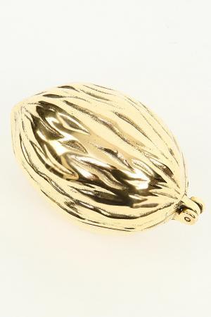 Шкатулка Орех Stilars. Цвет: золотой