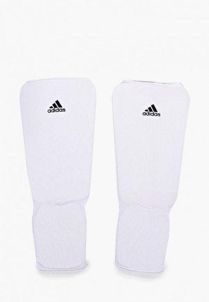 Щитки adidas Combat. Цвет: белый