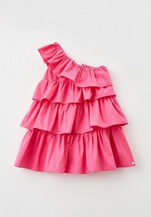 Платье Byblos. Цвет: розовый