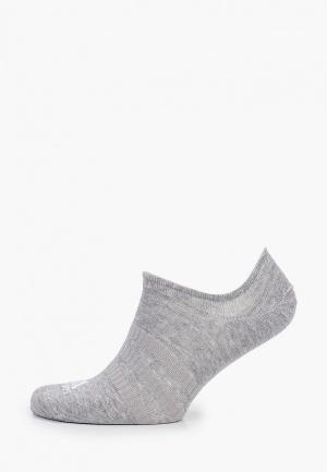 Носки adidas. Цвет: серый