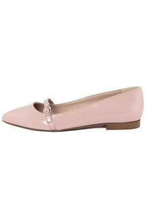 Ballerinas GIANNI GREGORI. Цвет: розовый