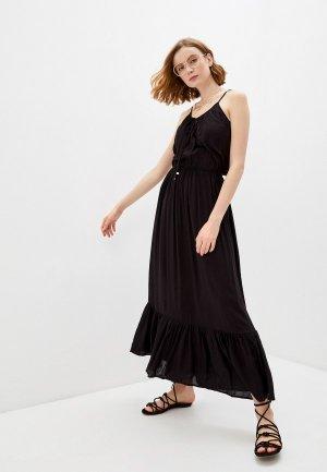 Платье пляжное Kate Spade. Цвет: черный