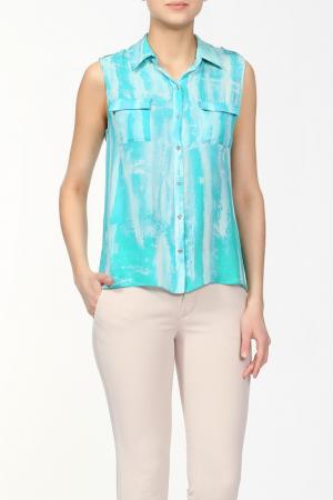 Блуза ELIE TAHARI. Цвет: цветной