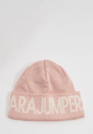 Шапка Parajumpers. Цвет: розовый