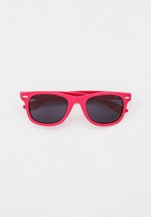 Очки солнцезащитные Invu. Цвет: розовый