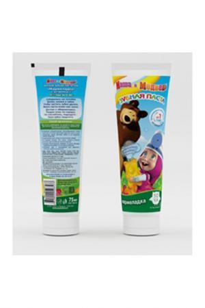 Детская зубная паста Мармеладк Маша и Медведь. Цвет: none