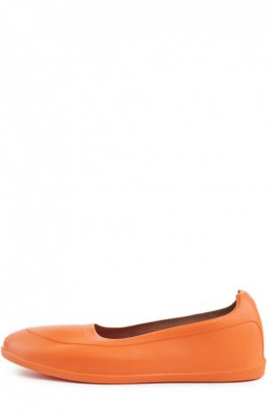Галоши Swims. Цвет: оранжевый