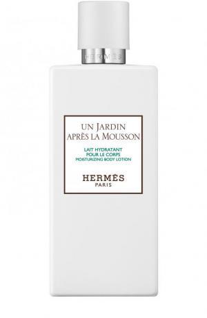 Лосьон для тела Un Jardin après la Mousson Hermès. Цвет: бесцветный