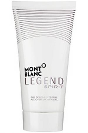 Гель для душа Legend Spirit, 1 MONTBLANC. Цвет: none