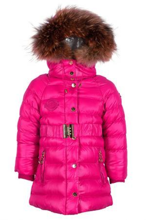 Куртка De Salitto. Цвет: розовый