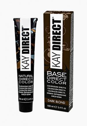 Краска для волос KayPro. Цвет: коричневый