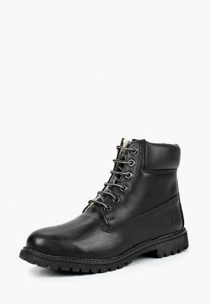 Ботинки LumberJack. Цвет: черный
