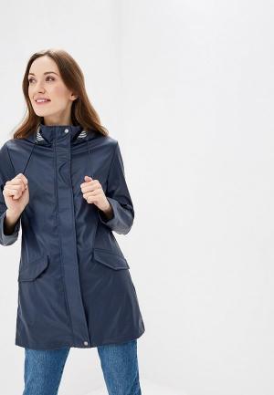 Куртка спортивная Roxy. Цвет: синий