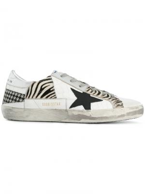 Superstar sneakers Golden Goose Deluxe Brand. Цвет: белый