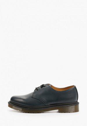 Ботинки Dr. Martens. Цвет: синий
