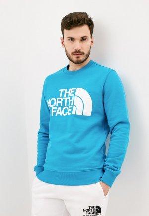 Жилет утепленный The North Face. Цвет: голубой