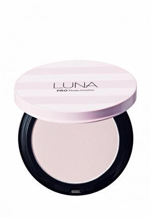 Пудра компактная Luna. Цвет: прозрачный