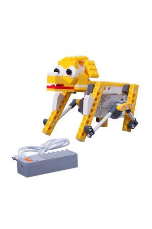 Конабор «Робот собака» 90 дет BONDIBON. Цвет: желтый