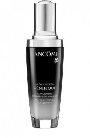 Сыворотка Genifique Advanced Lancome. Цвет: бесцветный