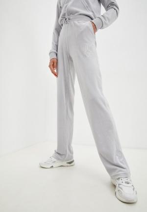 Брюки спортивные Juicy Couture. Цвет: синий