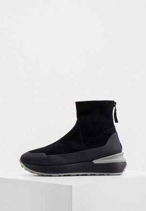 Ботинки Nando Muzi. Цвет: черный