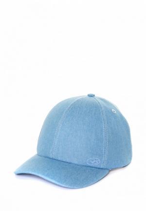 Бейсболка Anna Bask. Цвет: голубой