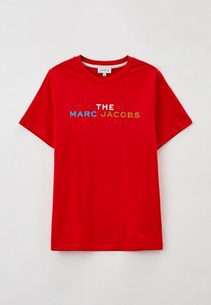 Футболка Marc Jacobs. Цвет: красный