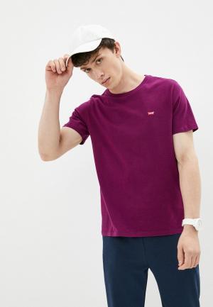 Футболка Levis® Levi's®. Цвет: фиолетовый