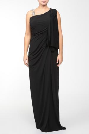 Платье Clips. Цвет: черный