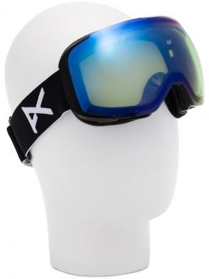 Лыжная маска M2 Anon. Цвет: синий