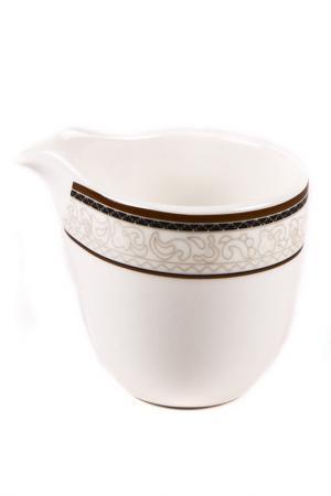 Сливочник 0,1 л Кассие Royal Porcelain. Цвет: белый