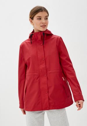 Куртка Hunter. Цвет: красный