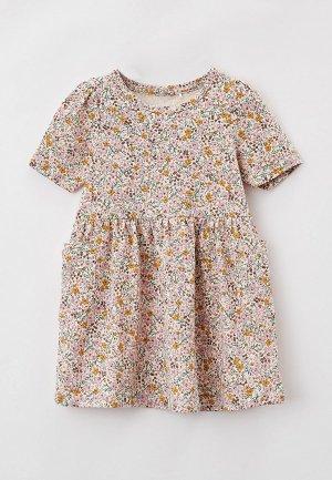 Платье Name It. Цвет: разноцветный