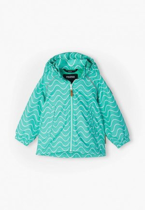 Куртка Reima. Цвет: бирюзовый