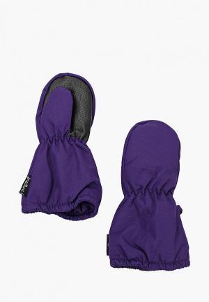 Варежки Premont. Цвет: фиолетовый