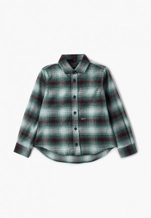 Рубашка Dsquared2. Цвет: зеленый