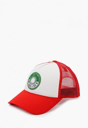 Бейсболка Levis® Levi's®. Цвет: красный