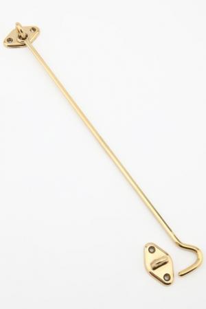 Крючок-держатель для ставень Stilars. Цвет: золотой