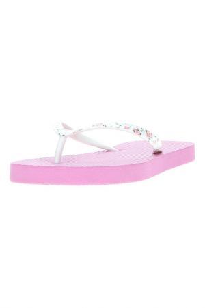 Шлепанцы DE FONSECA. Цвет: розовый